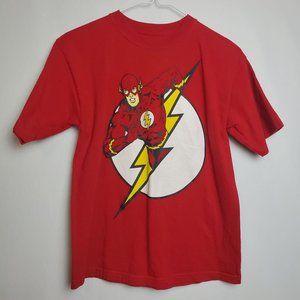 Kids 10/12 Flash Marvel Tee
